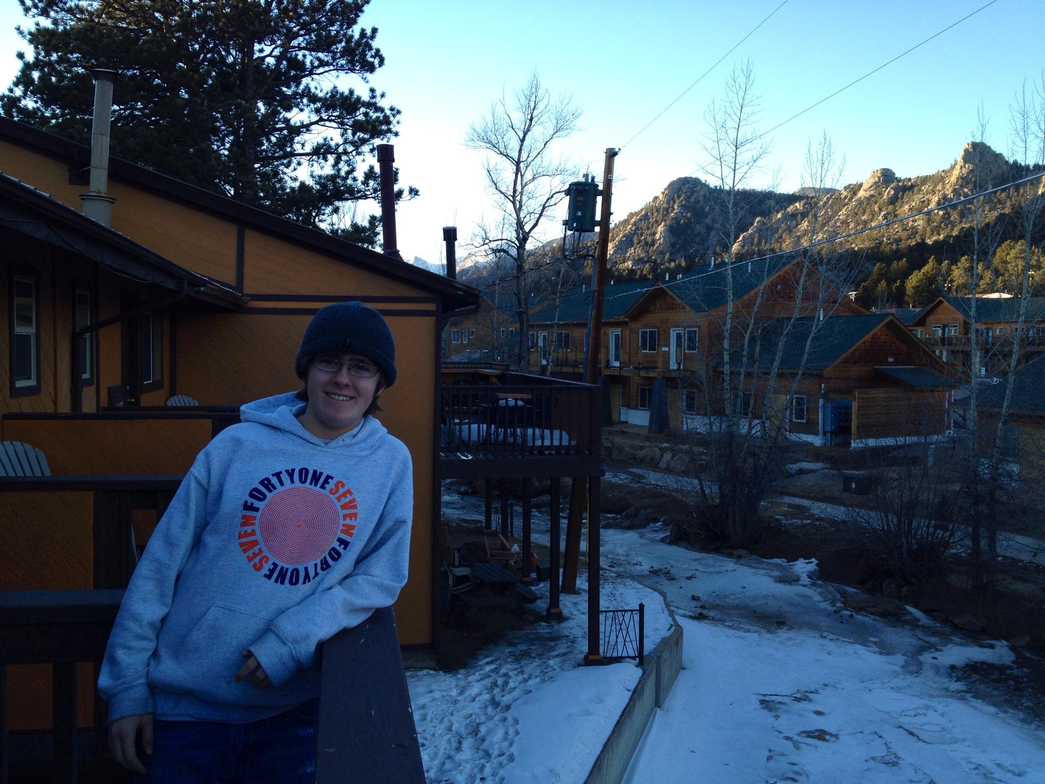 Murphy's River Lodge, Estes Park CO