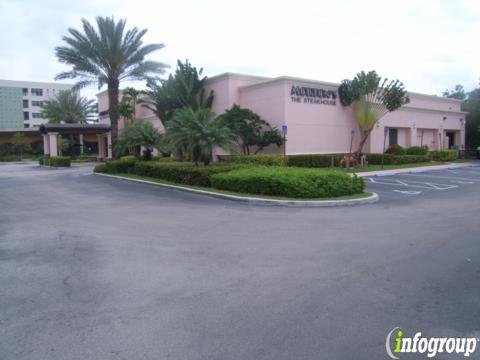 Morton's The Steakhouse, Aventura FL