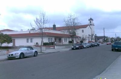 St Didacus Catholic Church - San Diego, CA