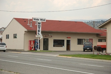 Trade Wind Motel, Anaconda MT