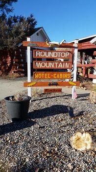 Roundtop Mountain Motel, Thermopolis WY