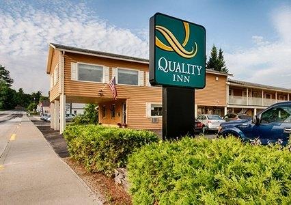 Quality Inn, Barre VT