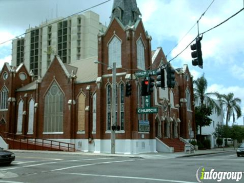 Palm Avenue Baptist Church - Tampa, FL
