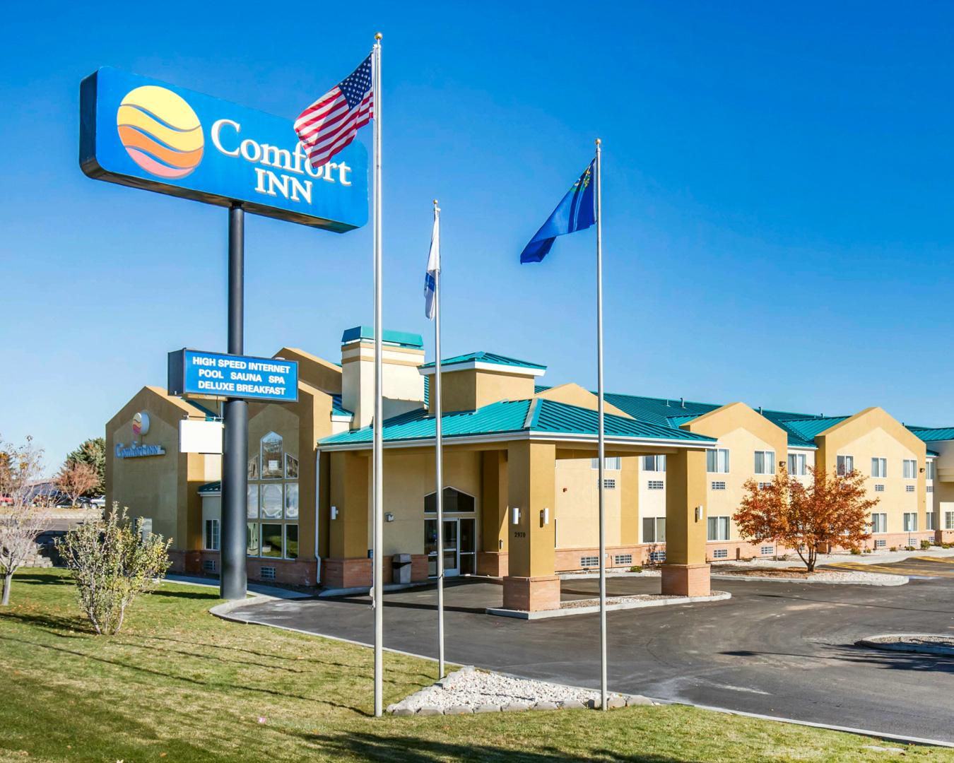 Comfort Inn Elko, Elko NV