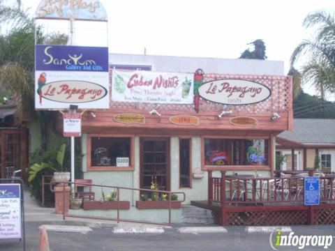 Le Papagayo, Encinitas CA