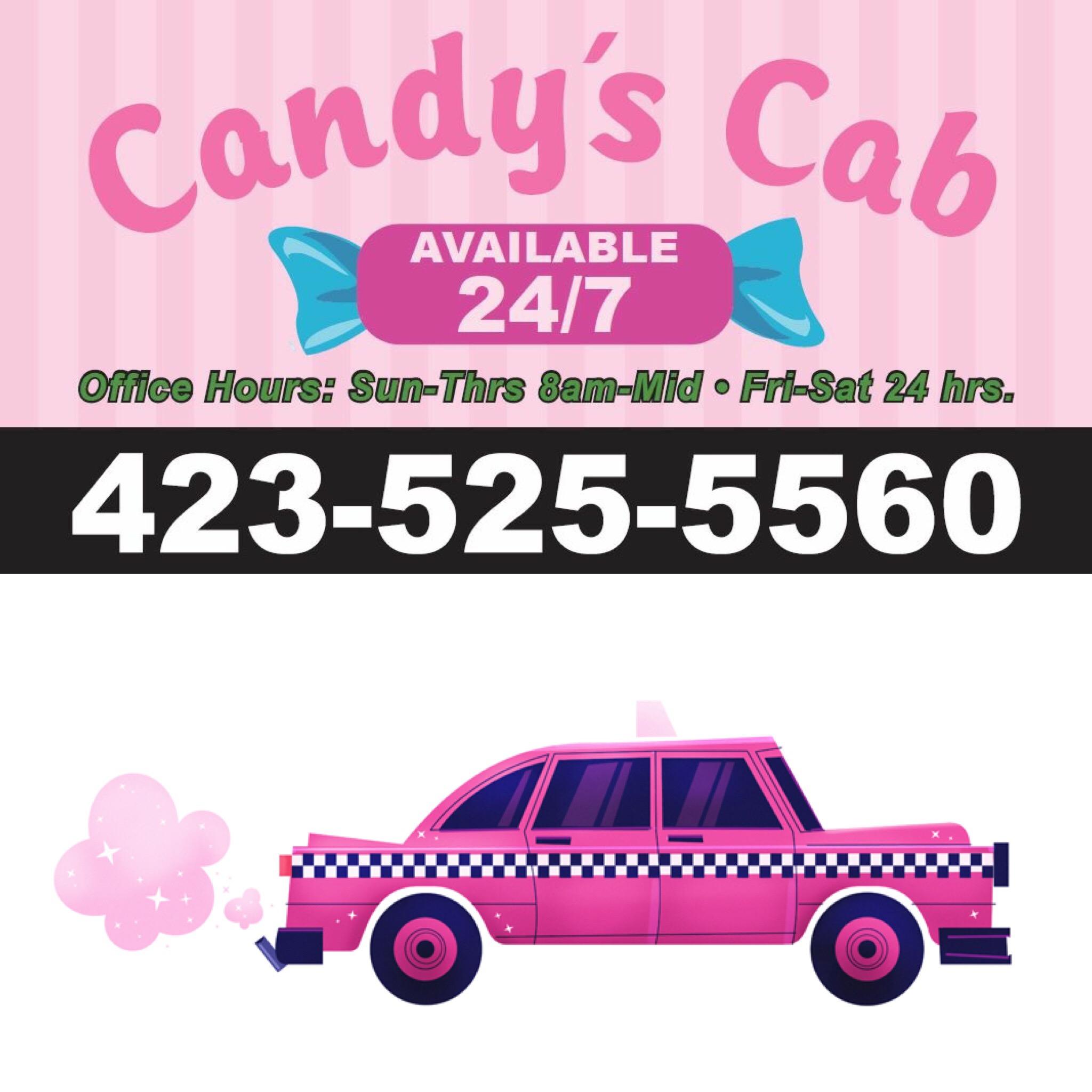 Candy's Cab, Greeneville TN