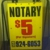 Five Dollar Notary Service