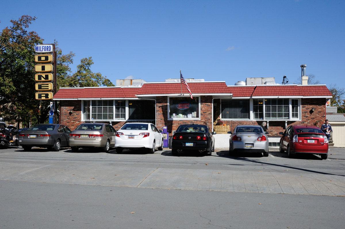 Milford Diner, Milford PA