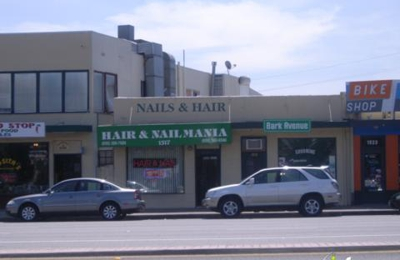 Hair & Nail Mania - Redwood City, CA