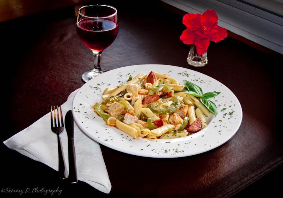 Olive Branch Cafe, Marrero LA