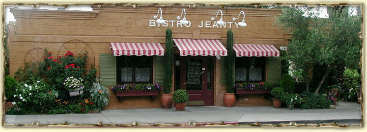 Bistro Jeanty, Yountville CA