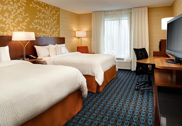 Fairfield Inn & Suites, Frankenmuth MI