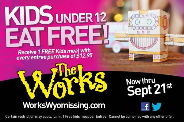 The Works At Wyomissing, Reading PA