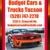 Budget Cars & Trucks LLC