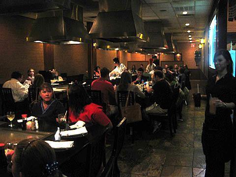 Shogun Japanese Grill & Sushi Bar, Conroe TX