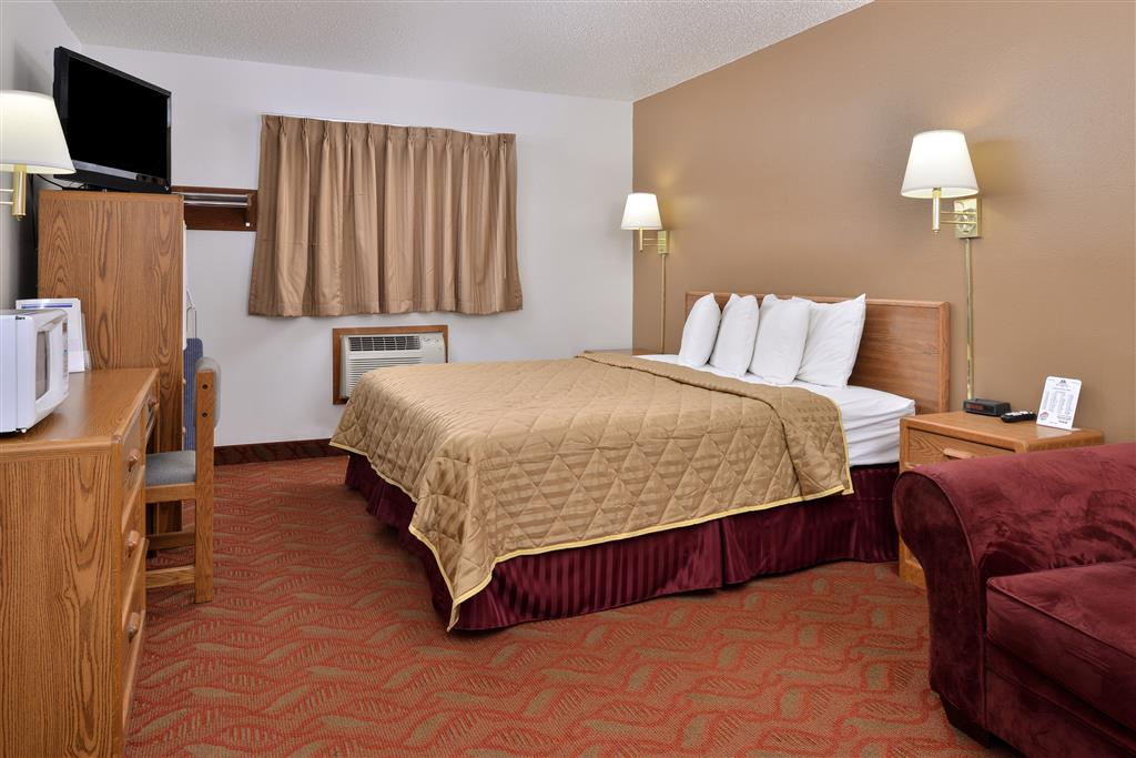 Americas Best Value Inn & Suites - Sidney, Sidney NE