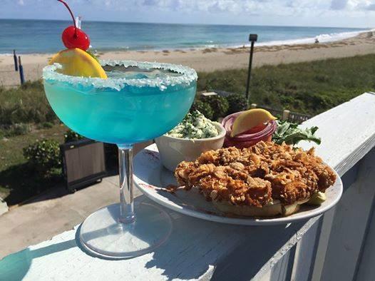 Inlet Grill & Beachfront Inn, Fort Pierce FL