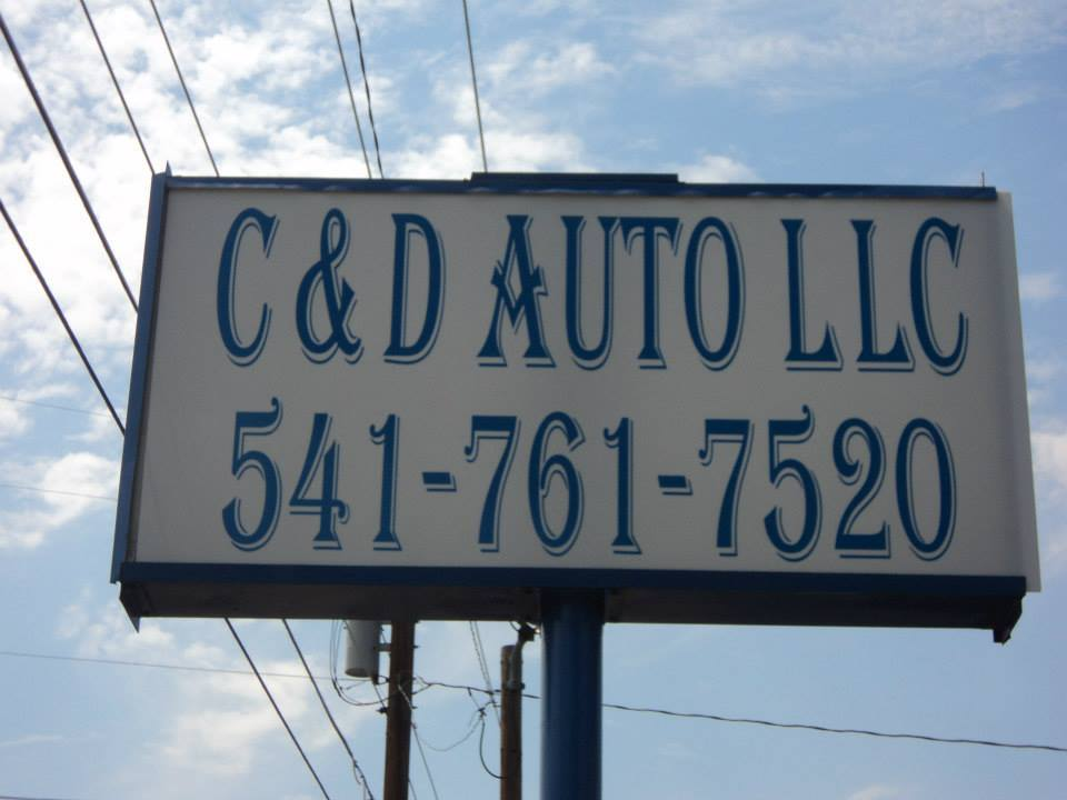 C & D Auto, LLC, Grants Pass OR