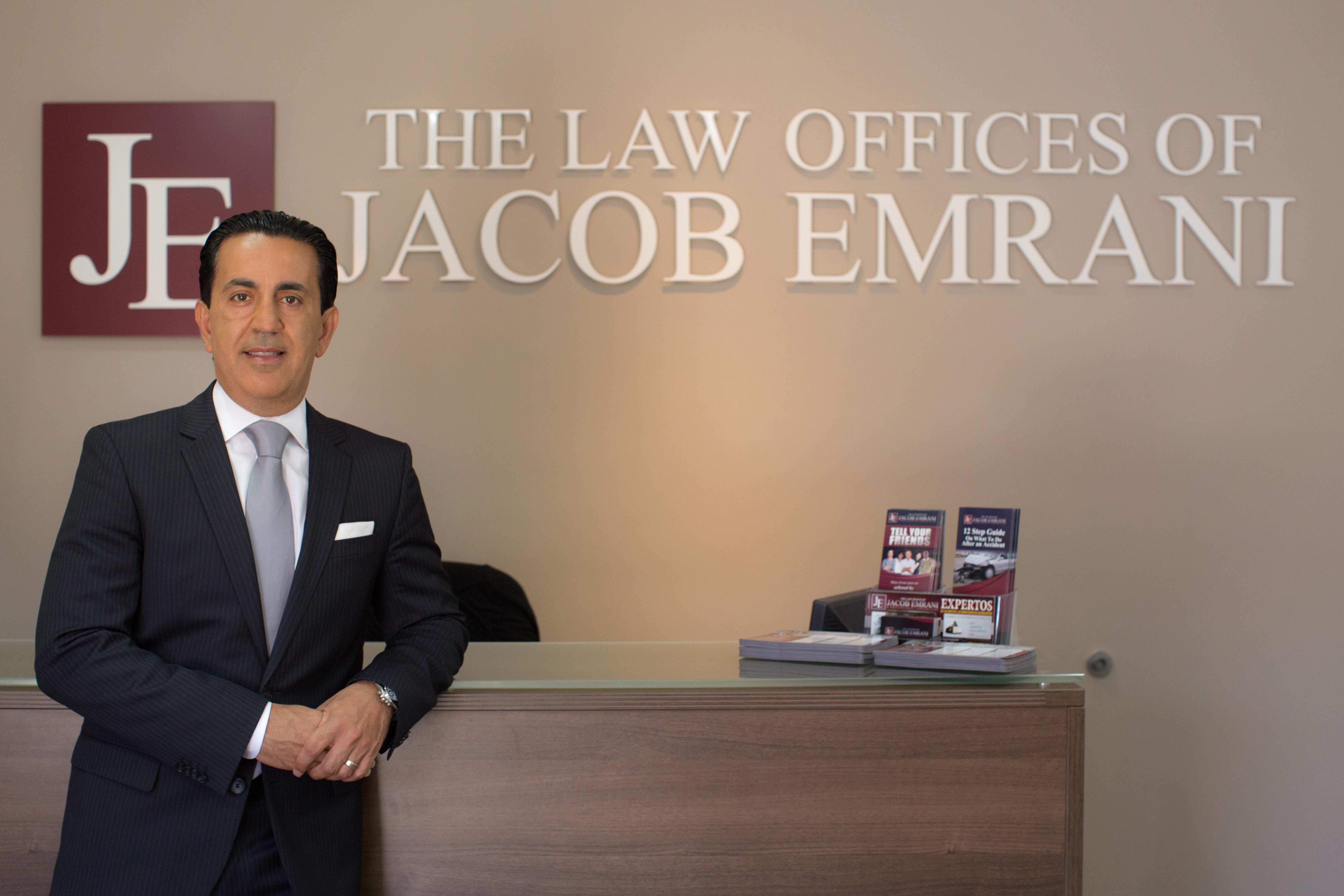 Law Offices Of Jacob Emrani Los Angeles Ca 90015 Yp Com