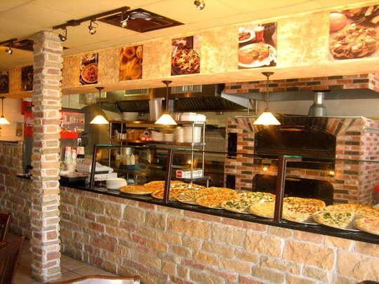 La Piazza Brick Oven Pizza And Ravioli House, Sea Isle City NJ