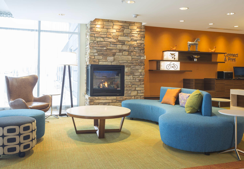 Fairfield Inn & Suites Jamestown, Jamestown ND