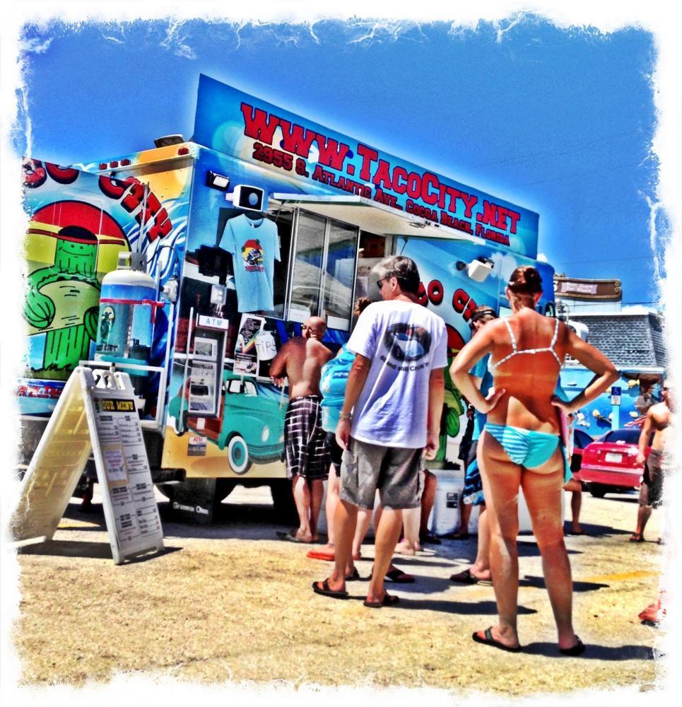 Taco City, Cocoa Beach FL