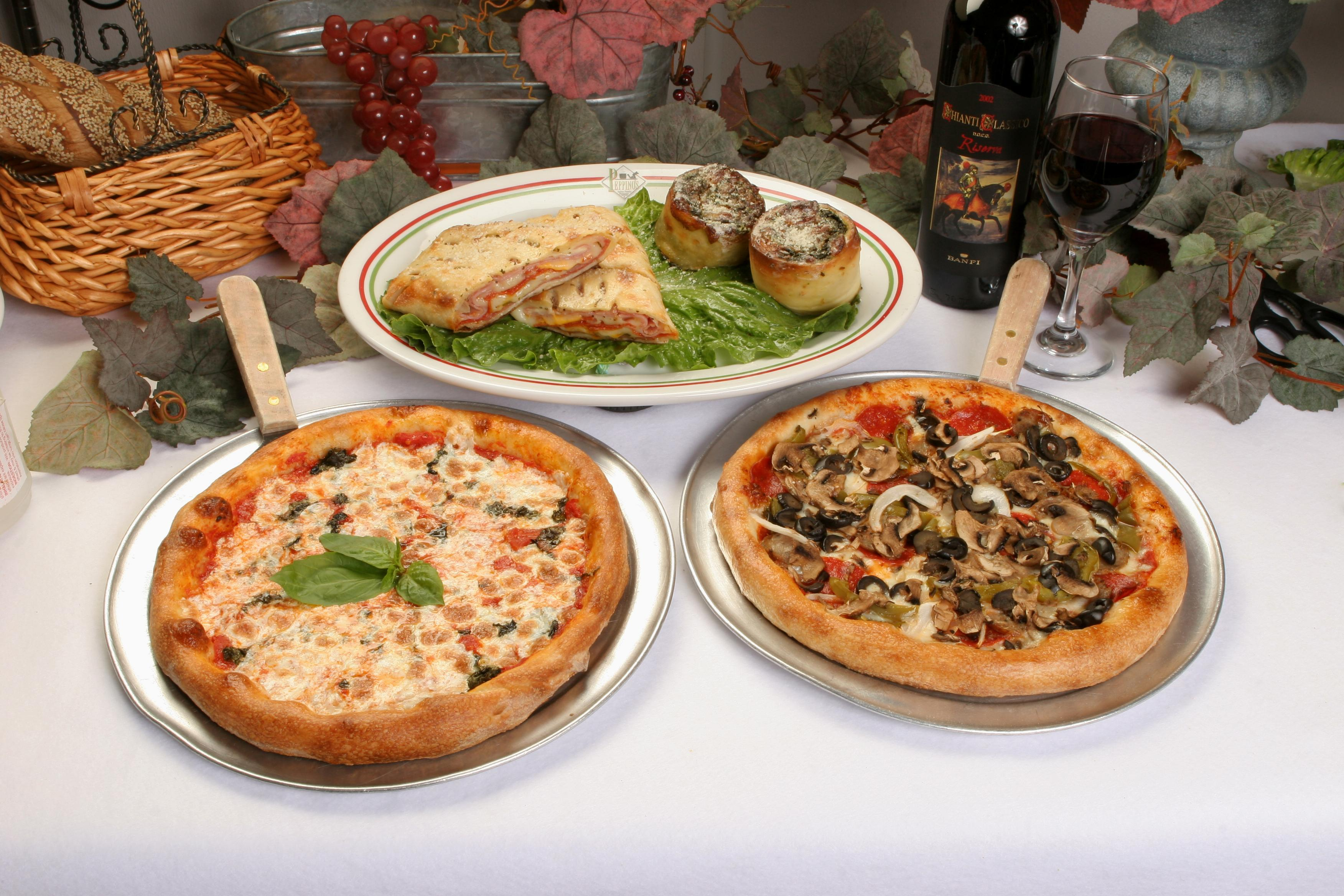 Peppino's Italian Family Restaurant, Foothill Ranch CA