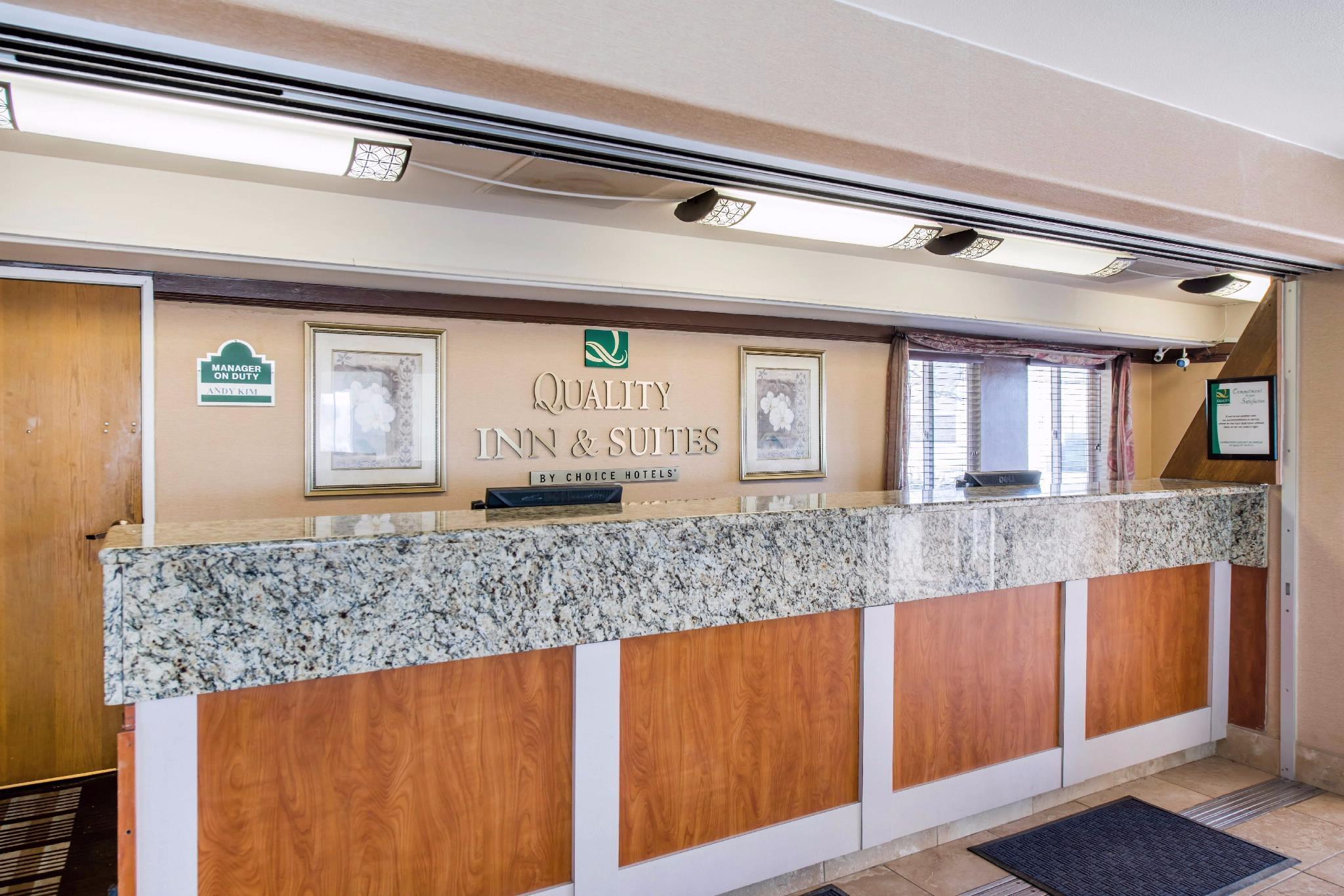 Quality Inn & Suites, Limon CO