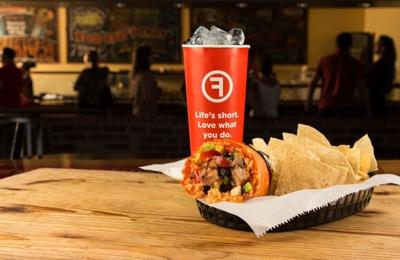 Freebirds World Burrito - San Antonio, TX