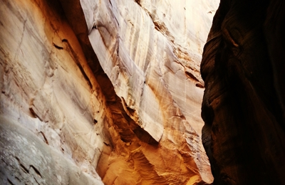 Zion National Park - Springdale, UT. The narrows