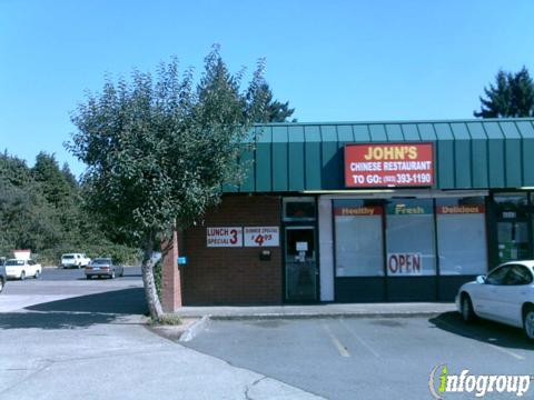 John's Chinese Restaurant, Keizer OR