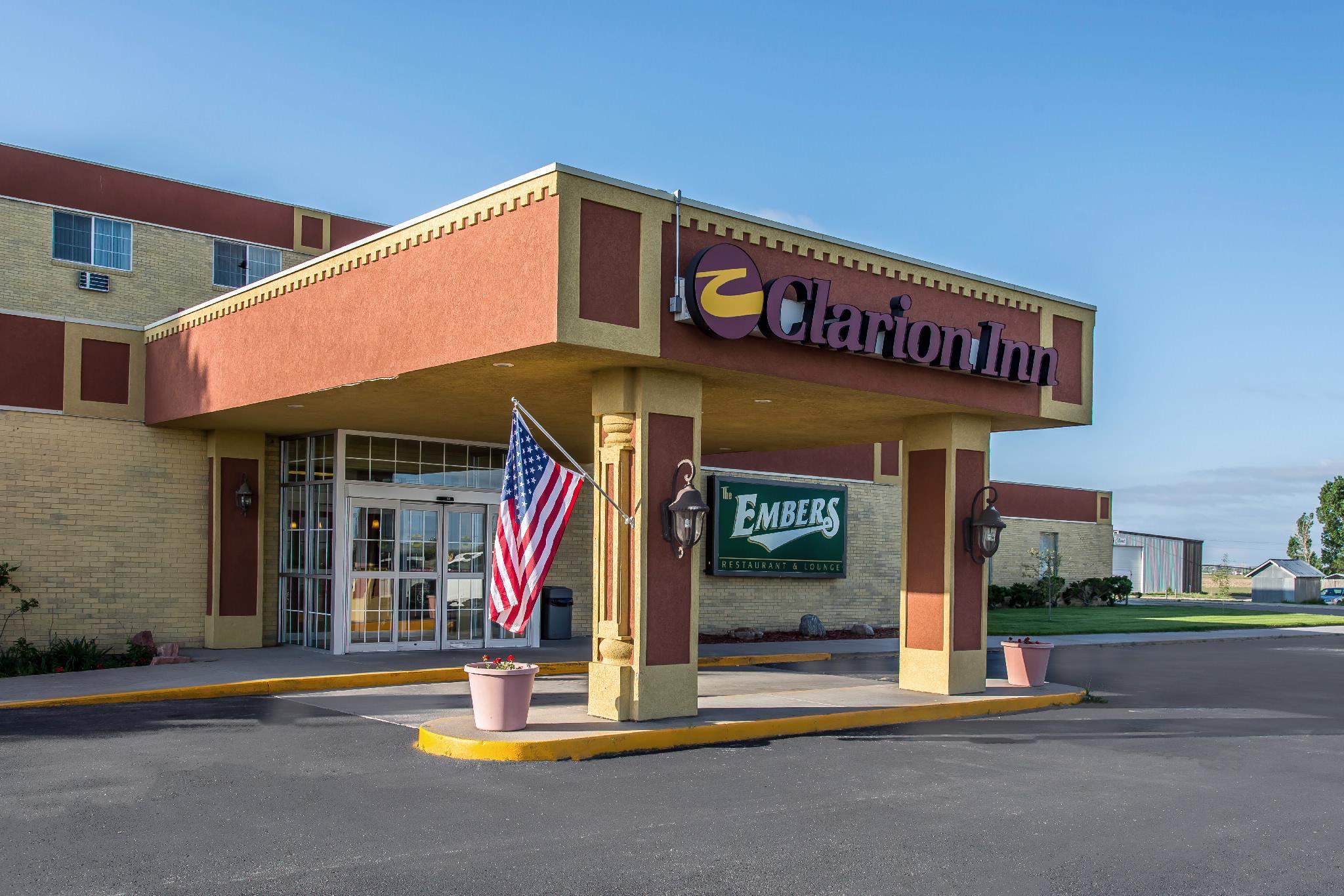 Clarion Inn, Fort Morgan CO