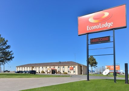 Econo Lodge, Lexington NE