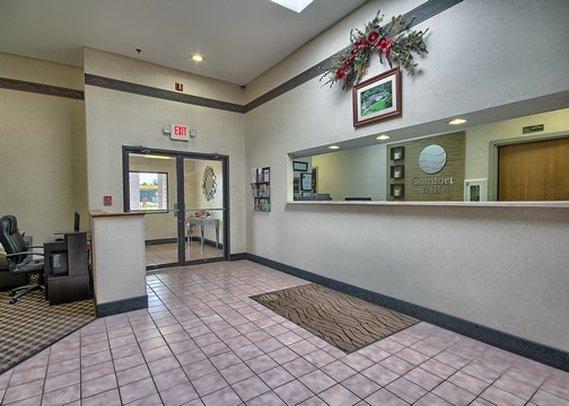 Comfort Inn, Circleville OH
