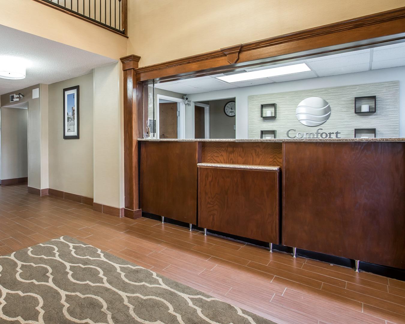 Comfort Inn, Livingston AL