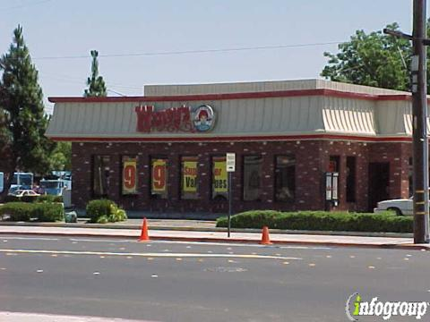 Wendy's, Antioch CA
