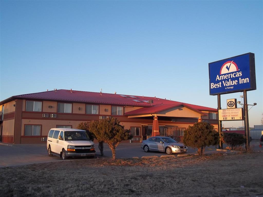 Americas Best Value Inn, Moriarty NM