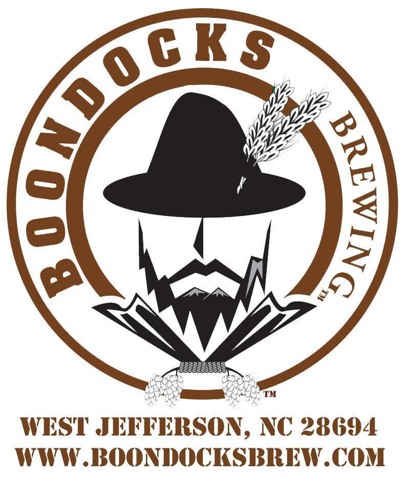Boondocks Brewing Tap Room & Restaurant, West Jefferson NC
