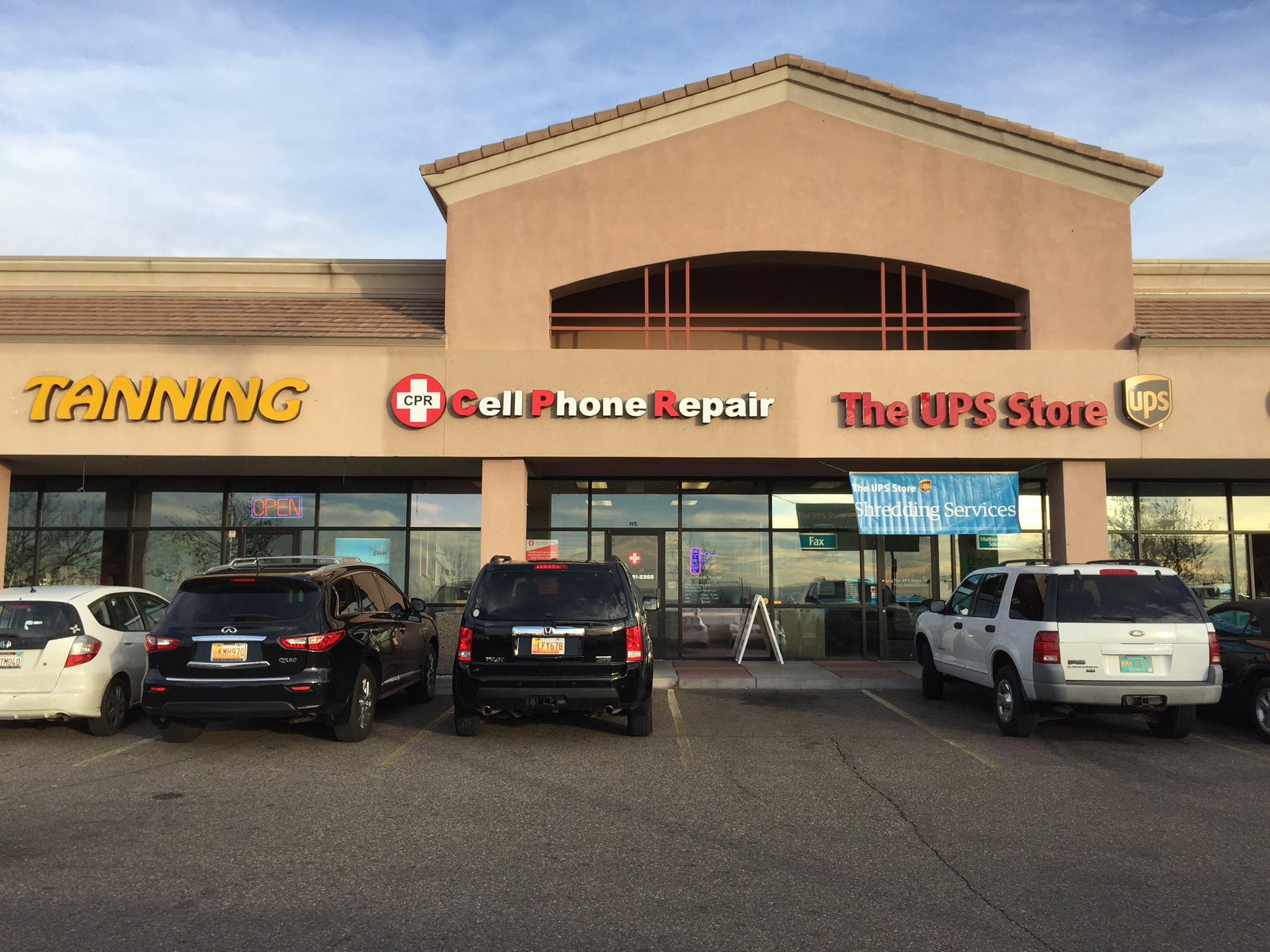 Cell Phone Repair Albuquerque >> Cpr Cell Phone Repair Albuquerque 8100 Wyoming Blvd Ne Albuquerque