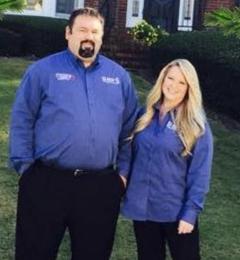 Window World of Huntsville - Huntsville, AL. Owners, Mike & Melissa Edwards