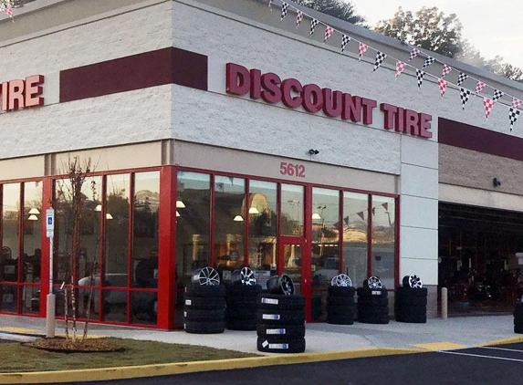 Discount Tire - Hixson, TN