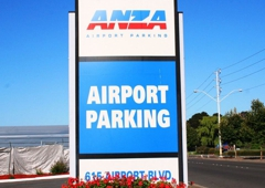 Anza Parking - Burlingame, CA