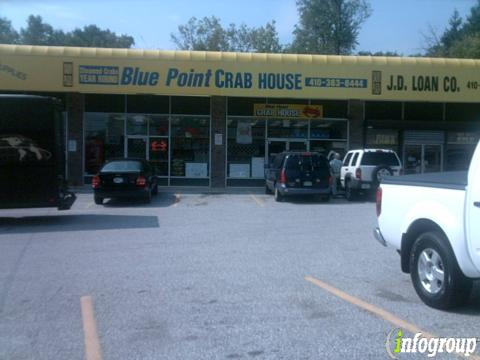 Blue Point Crab House 11412 Reisterstown Rd Owings Mills
