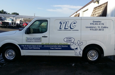 T L C Carpet Upholstery Cleaning Inc 6402 Lesser Dr
