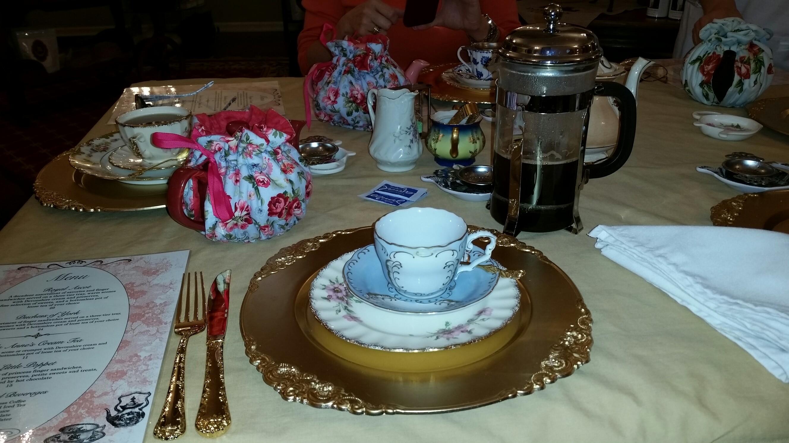 The Tea Cart, Berryville VA