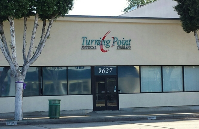 Turning Point Physical Therapy - Temple City, CA. Outside