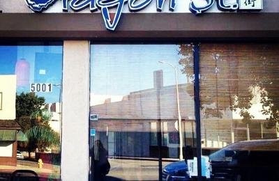Miyako Sushi Bar - North Hollywood, CA. Signage