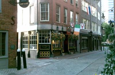 Green Dragon Tavern - Boston, MA