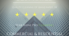 Star Shine Pro Cleaning - Grand Rapids, MI