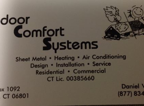 Indoor Comfort Systems - Bethel, CT